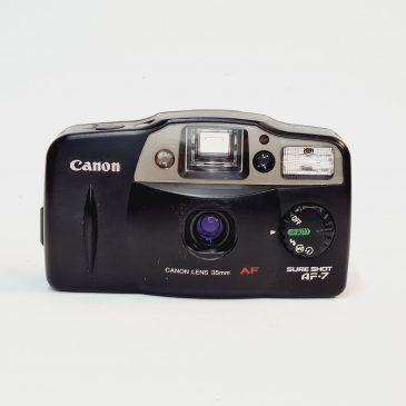 Canon AF-7 Sure Shot