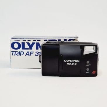 Olympus Trip AF-31 with 34mm Lens