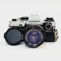 Olympus OM-10 + Zuiko MC 50mm f/1.8